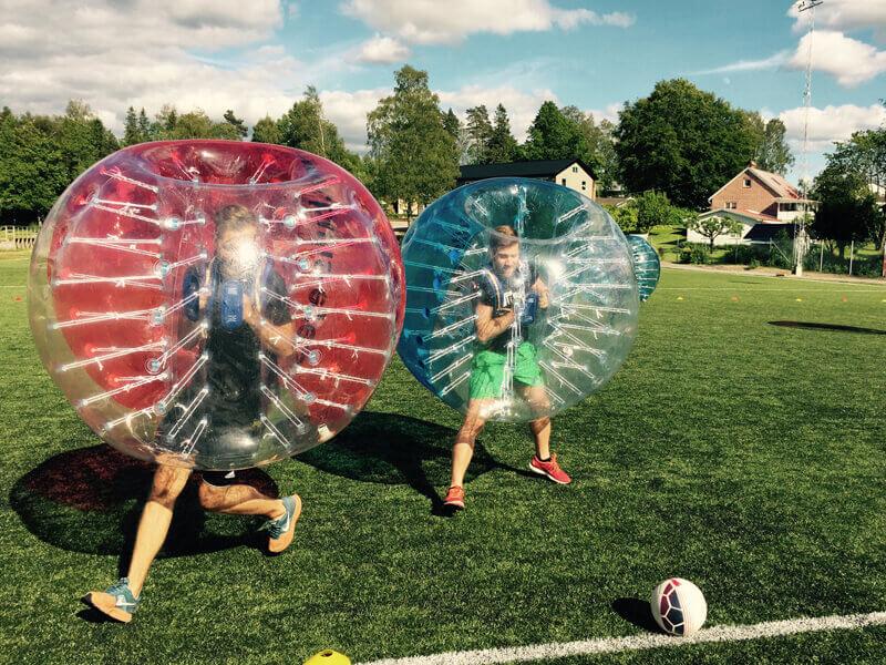 Bumperball i Örebro